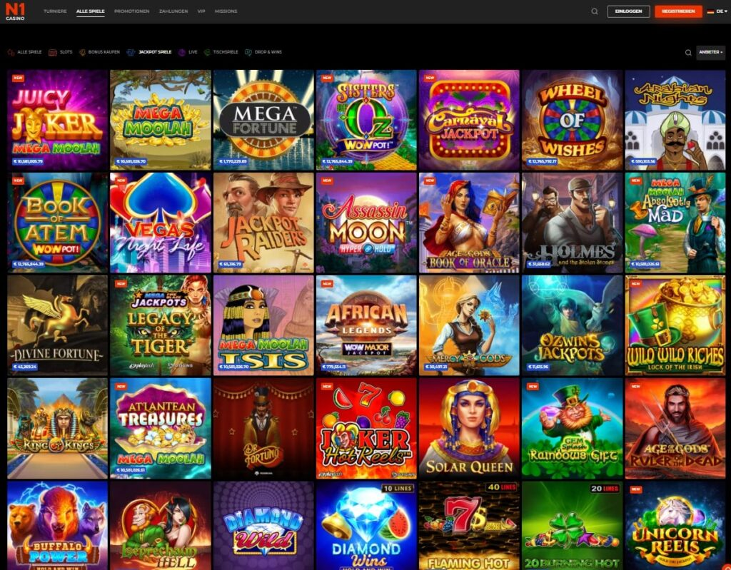 besten Spielautomaten Games